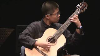 Variations on a Theme of Haendel Op 107 : Kevin Loh (11)