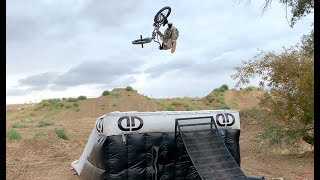 9 Year Old BACKFLIPS Bike - Buttery Vlogs Ep39
