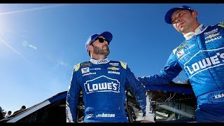 Jimmie and Chad, the Tom Brady and Bill Belichick of NASCAR?