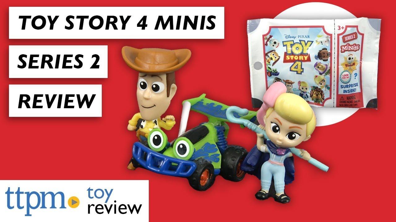 NEW Disney Pixar Toy Story 4 Mattel Minis Series 2 Buzz Lightyear