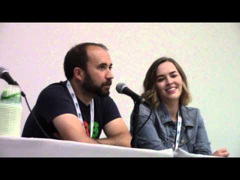 Wheezy Waiter Q & A VidCon 2015 PART ONE
