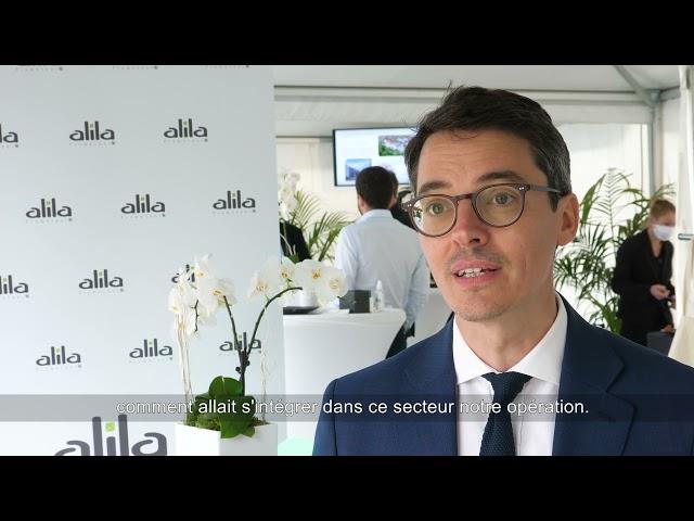ALILA - Première Pierre de la Résidence KER LEGUILLON à Vannes (56) -Cedric PAGE - Dir. d'Agence 2/2