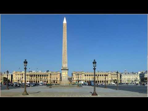Place de la Concorde - Paris (France)