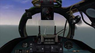 "Enemy Engaged / Clickable Cockpits mod v0.2 / Mi-24V ""Hind"" (engaging airborne targets)"