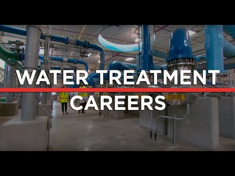 SciTrends - Water Treatment Careers