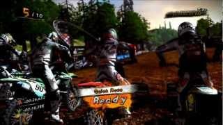 MUD: FIM Motocross World Championship - PS3 Online Race
