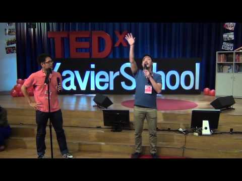 SPIT: Silly People's Improv Theater at TEDxXavierSchool