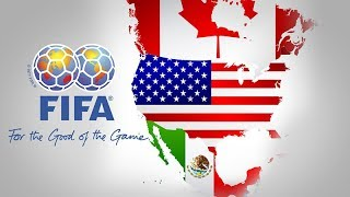 2026 World Cup Heading to CONCACAF