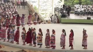Guelaguetza 2016: San Juan Bautista Tuxtepec - Flor de Piña (25 de julio, 10am)