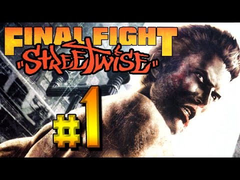 Final Fight Streetwise - part 1 gameplay (PS2, XBOX) [SLUS-21238]