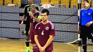 Латвия - Испания 21.09.2015 футзал