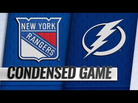 12/10/18 Condensed Game: Rangers @ Lightning