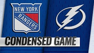 12/10/18 Condensed Game: Rangers @ Lightning
