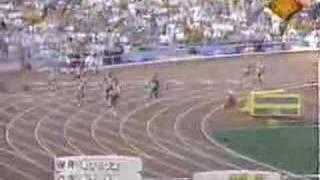 KEVIN YOUNG 400m HURDLES WORLD RECORD 46.78