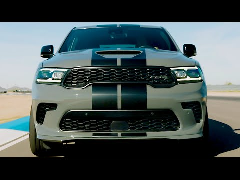 2021 Dodge Durango SRT Hellcat – The Most Powerful SUV Ever!!!