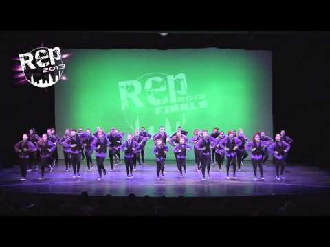 Represent Finals '13- 1st Place Inter Category -