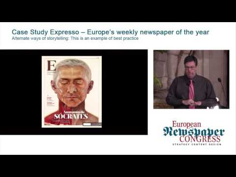 Case Study Expresso – Europe's weekly newspaper of the year