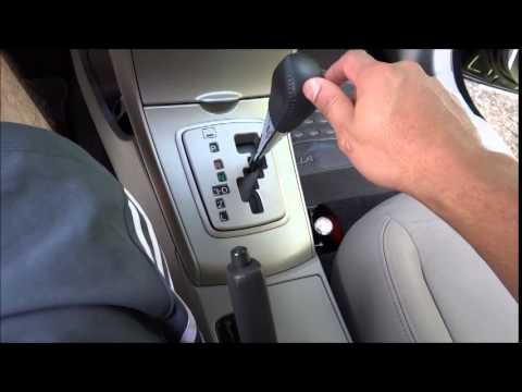 Cambio Autom 225 Tico Corolla 2008 A 2014 Youtube