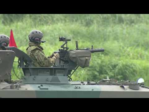 WW3: JAPAN MILITARY DRILLS A BAD SIGNAL TO THE US