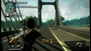 Just Cause 2-Agency Mission walktrough-Part 4-Mission 2-Casino Bust