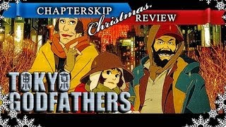 Tokyo Godfathers (2003/Anime) Christmas Movie Review - Chapter Skip [HD]
