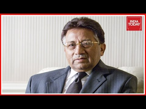 The Big Exclusive Interview Of Pervez Musharraf On Kulbhushan Jadhav Death Sentence