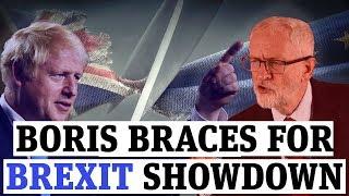BREXIT LATEST: Boris demands election after Tory rebellion