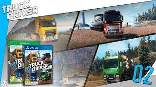 🚛 Truck Driver | #2 : Enfin DISPO sur XBOX ONE et PS4 ! 🎮