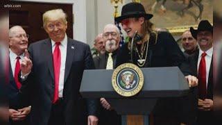 President Trump signs music modernization act