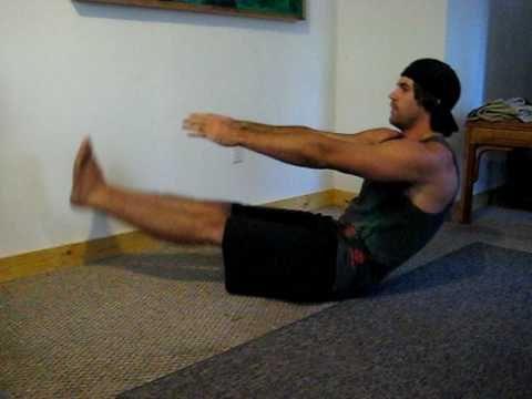 V Up Sit Ups Amazing Home Ab Workout Youtube