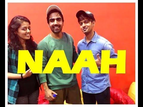 Naah song dance choreography  I Vicky & Aakanksha