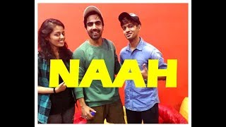 Naah Harrdy Sandhu punjabi latest song l dance choreography  I Vicky & Aakanksha