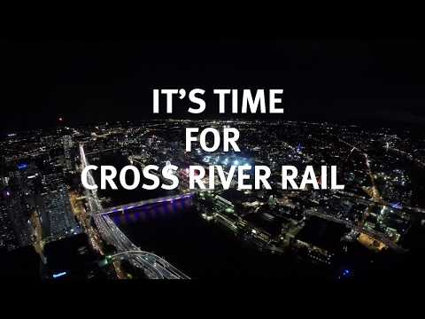 It's Time For Integrated Transport | Cross River Rail