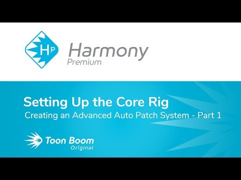 How to Create an Advanced Autopatch System with Harmony Premium - Part 1