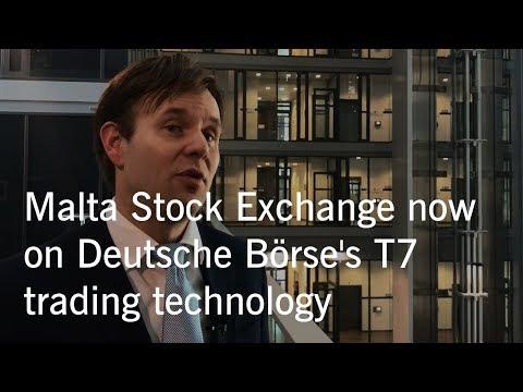 Malta Stock Exchange now on Deutsche Börse's T7 trading technology