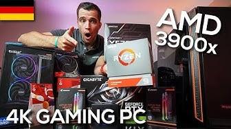 Ryzen 3900X 4K Gaming und Video Editing PC - GEWINNSPIEL (DEUTSCH) !
