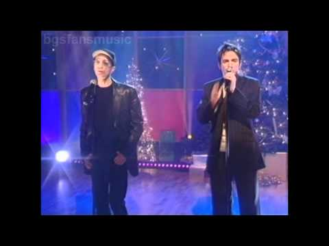 My Lover's Prayer - Robin Gibb & Alistair Griffin [Xmas Show; 2003]