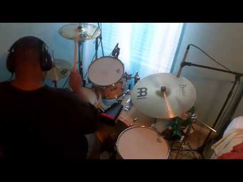 Trin-i-tee 5:7 - God's Grace (Drum Cover)