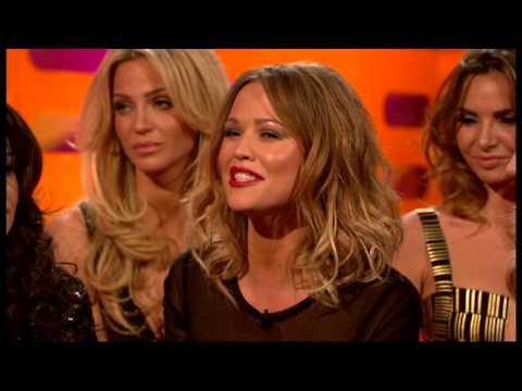 Girls Aloud - Interview - Graham Norton - 14th December 2012