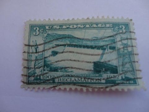 Printing Error On Old USA Postage Stamp & More