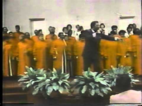 The Georgia Mass Choir with Rev.Milton Biggham