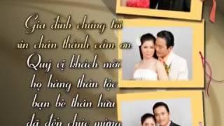 Wedding Công Minh - Ngọc Phú - Phần 5