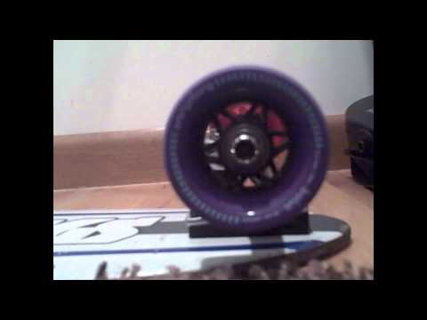 Spin Test Bearings Abec 11 and Bones