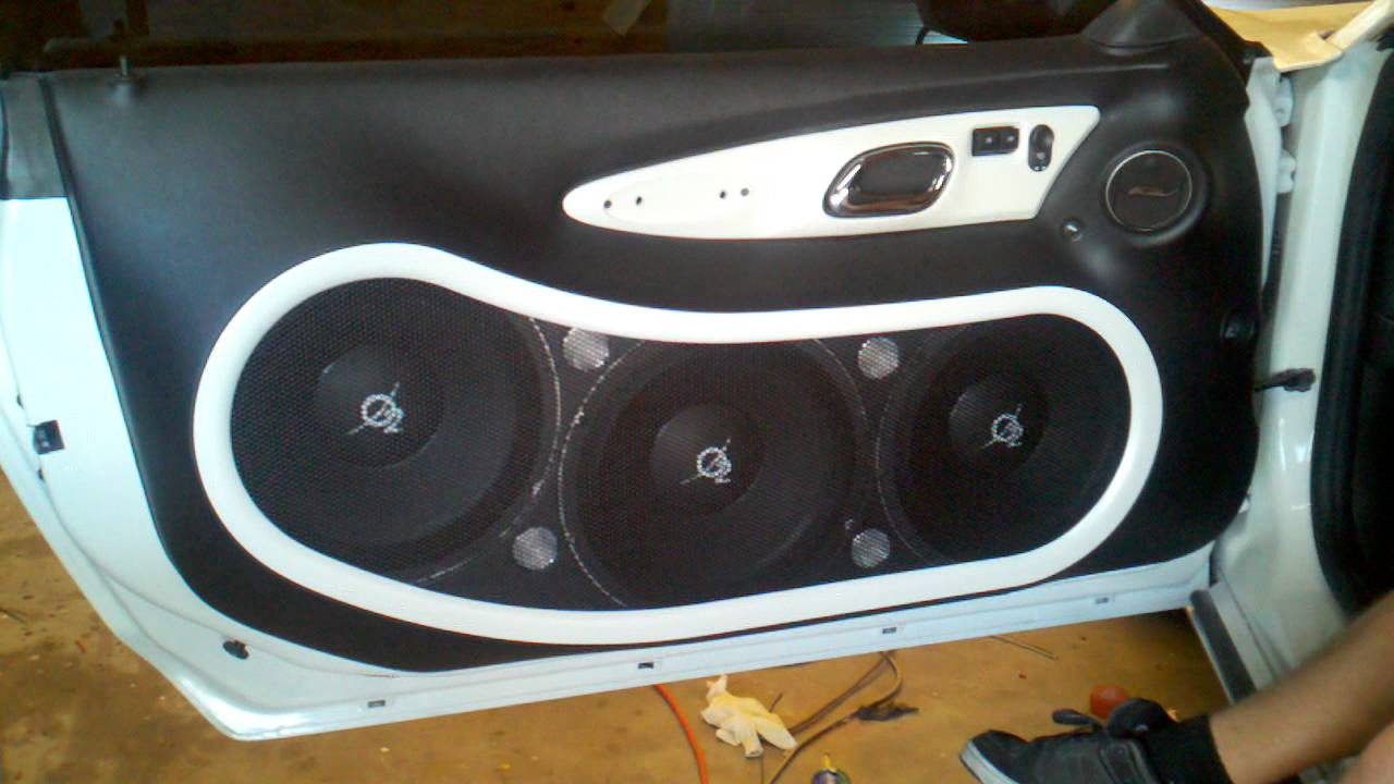 2011 Camaro Full Custom Stereo From Monster Sound Youtube