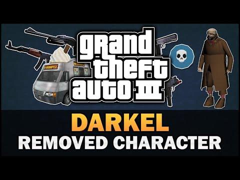 GTA 3 - Cut Character Darkel & Missions [In-depth Beta Analysis] - Feat. SWEGTA