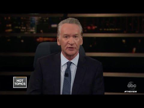 James Corden responds to Bill Maher's fat-shaming | The View
