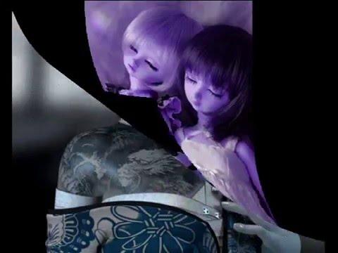 video munecas de porcelana don omar: