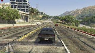 Grand Theft Auto V ASUS GTX650Ti Boost 2GB 192Bit Gameplay Test 1080p 60FPS