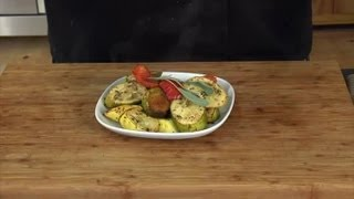 How To Make Oven-roasted Vegetables Without Using Oil : Fun With Food