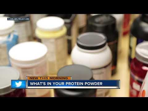 New report ranks protein powders